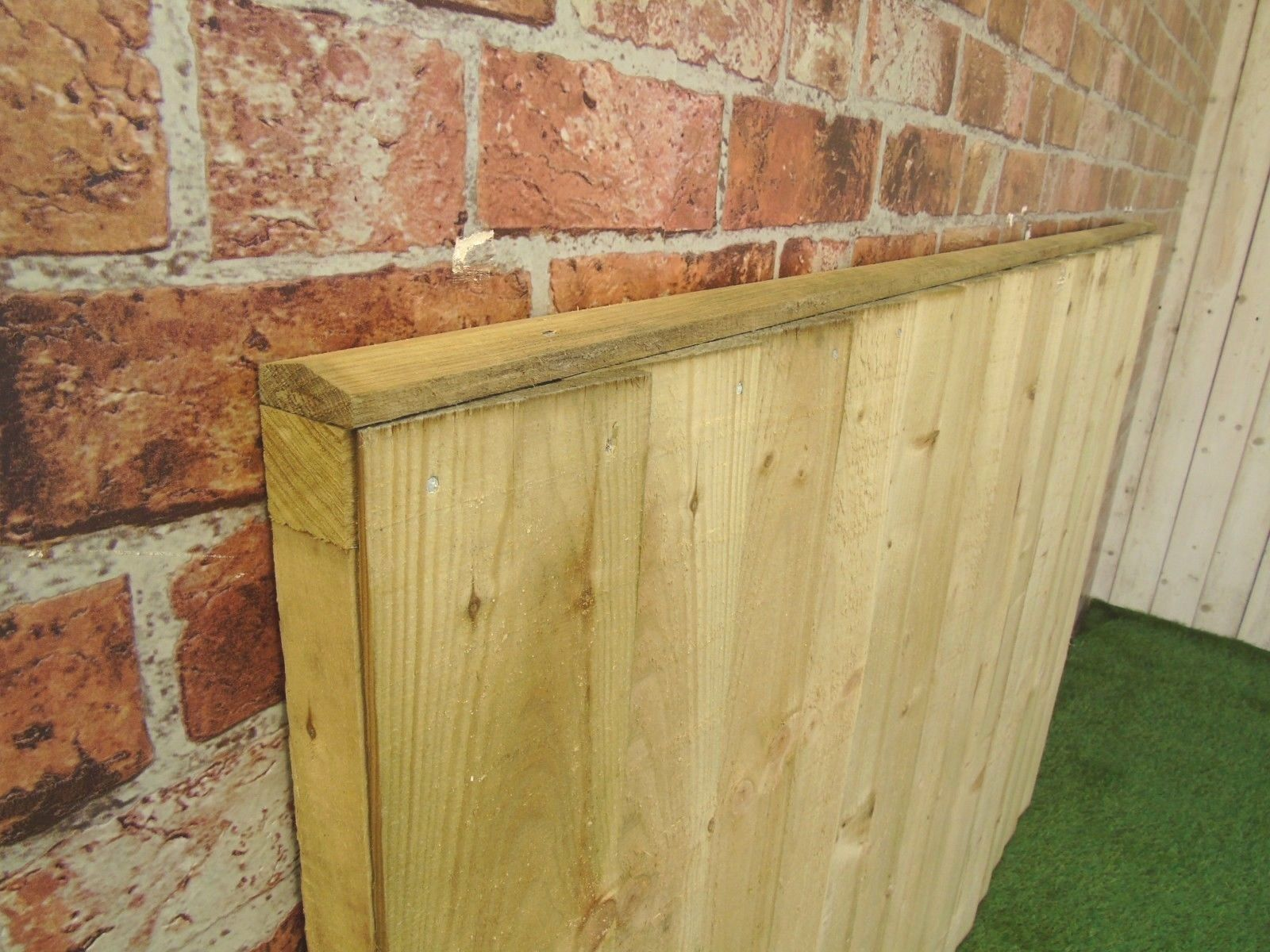 Feather Edge Close Board Panel Fencing Fencing Supplies Milton Keynes