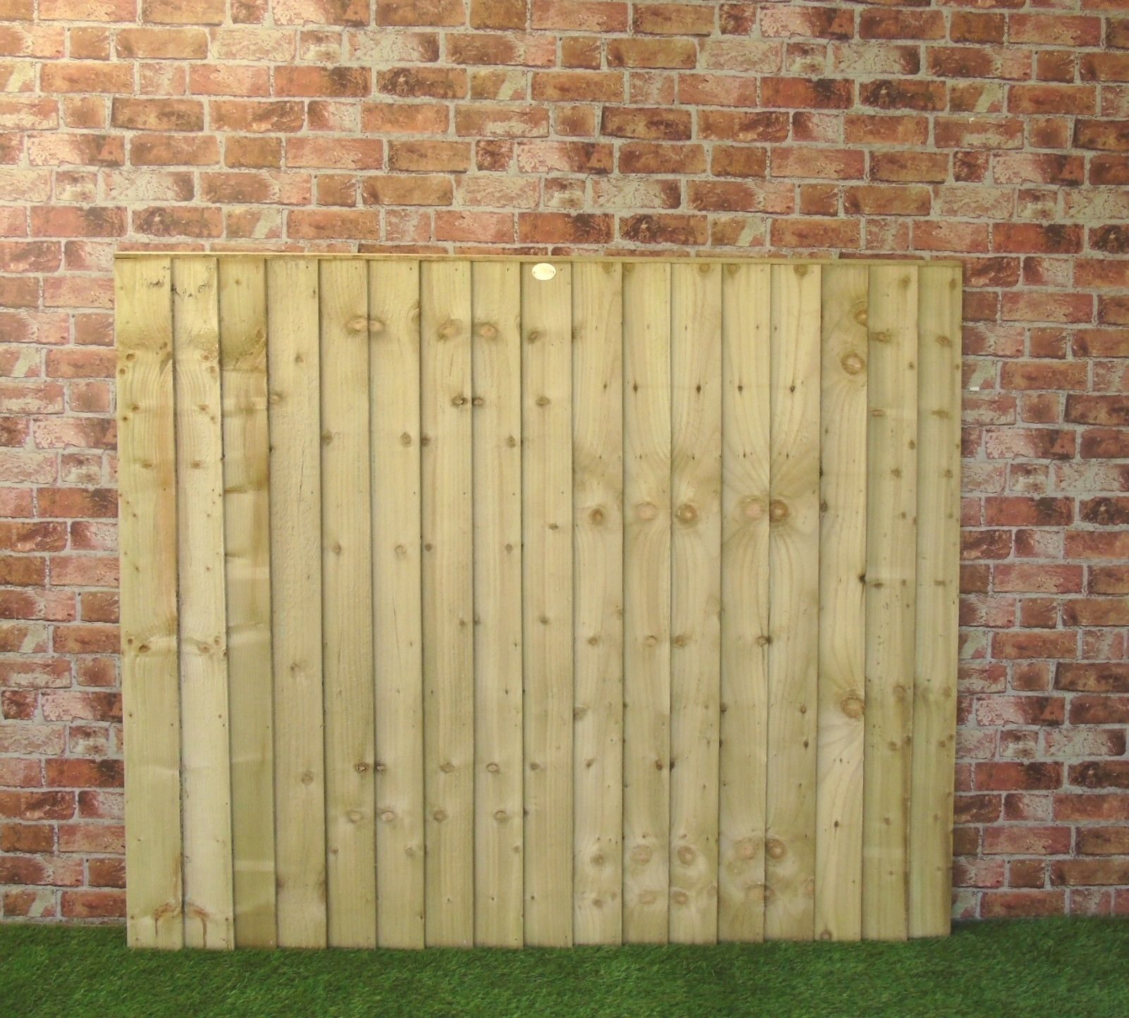 Feather Edge Close Board Panel Fencing Fencing Supplies